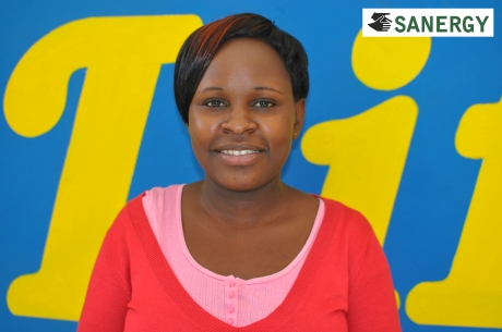 Ruth Kimama, Sanergy Area Manager