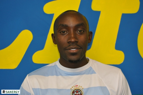 James Mbugua, Sanergy Marketing and Branding Associate.